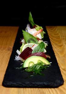 Lunchowe sushi