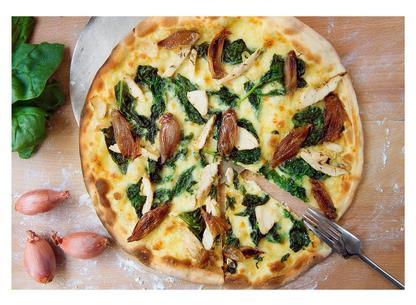 Elegancka pizza