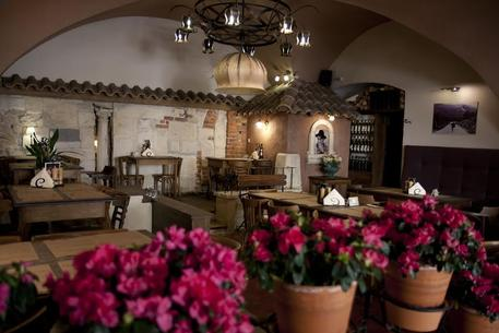 Przy toskańskim winie