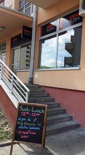 Sushi też w Krakowie!