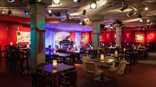 Jazzowy clubbing