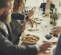 Lokal na kolacja integracyjna